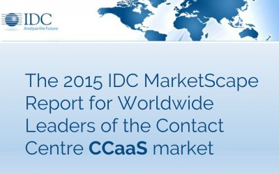 IDC 2015 Contact Centre Leaders