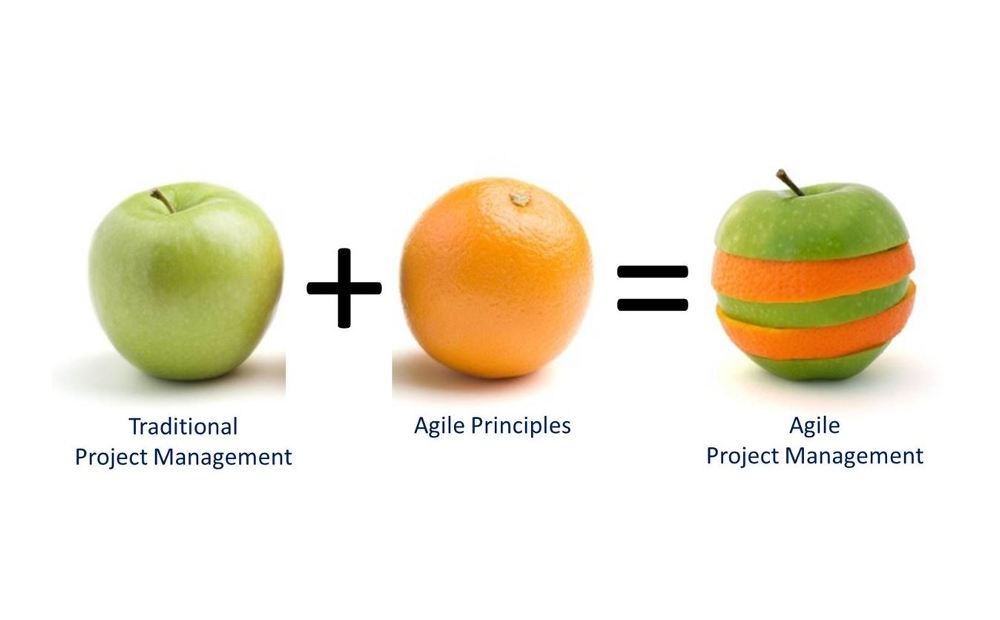 agile project management approach pdf
