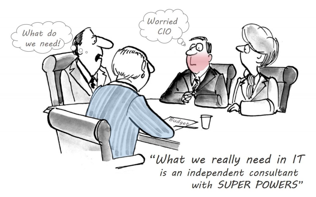 CIOs benefiting from Interim's