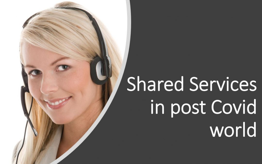Virtual Shared Services after COVID